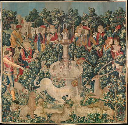 420px-The_Hunt_of_the_Unicorn_Tapestry_1